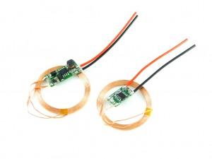 Система беспроводной передачи тока, 5В, 1А