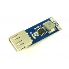 Зарядное устройство для USB устройств от Li-Ion аккумуляторов