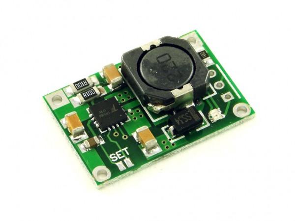 Модуль заряда одного и двух аккумуляторов Li-Ion, 2А
