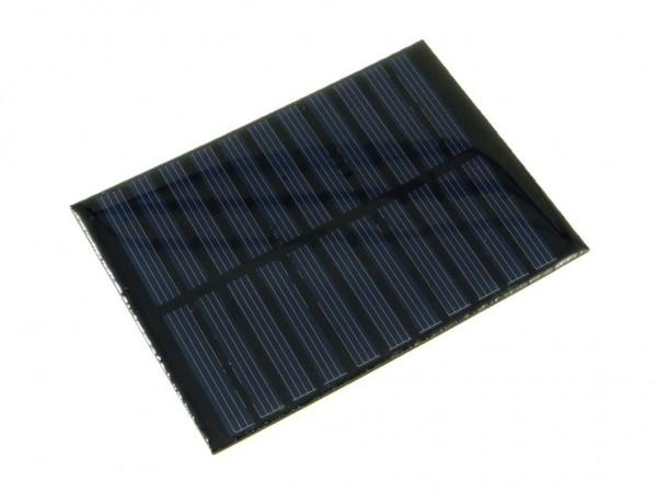Солнечная батарея 5.5В, 160мА