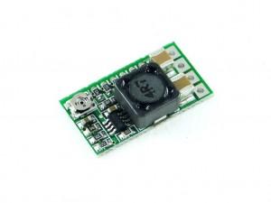 Преобразователь понижающий, импульсный (StepDown) на базе MP2315, 5В 3A