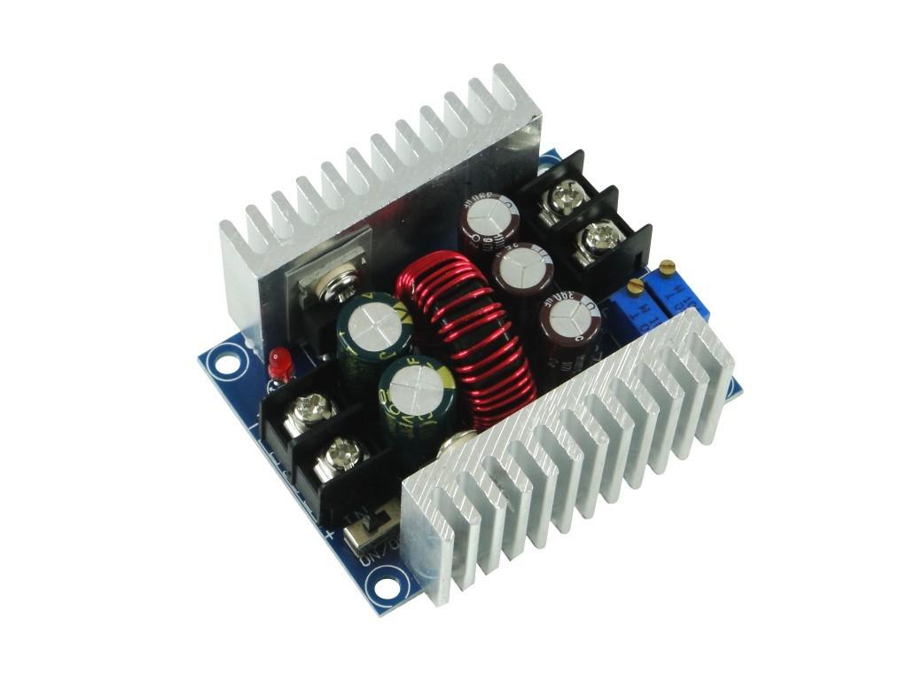 Преобразователь понижающий с регулятором тока, 20А