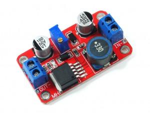Преобразователь повышающий, имп. на базе XL6019, 5A