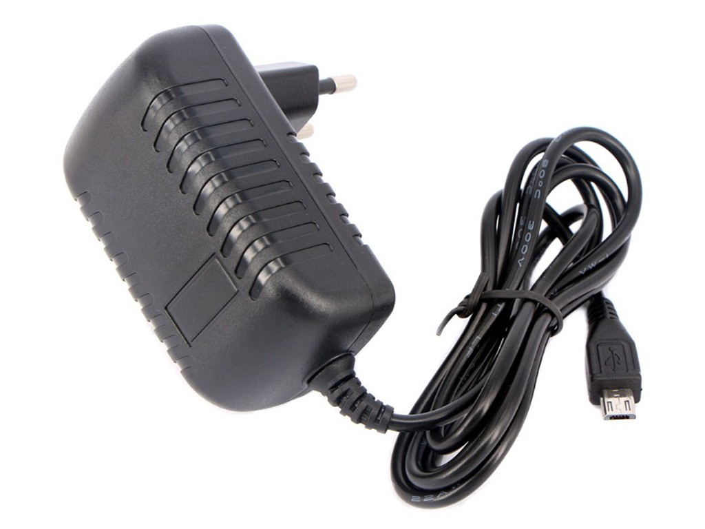 Блок питания с micro-USB разъемом, 3А