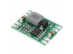 Преобразователь понижающий, импульсный (StepDown) на базе MP1584, 5В 3A