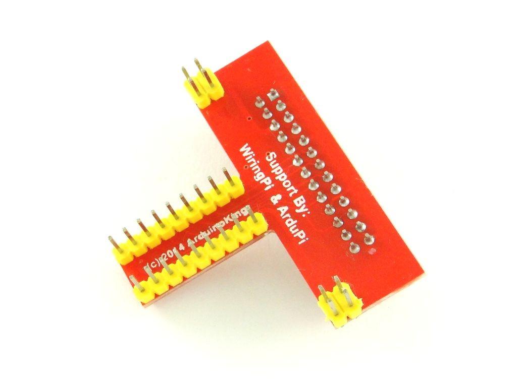 Адаптер макетной платы для Raspberry Pi B, 26 контактов