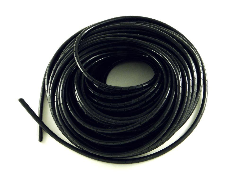 Оплетка для проводов, 4мм, 1м
