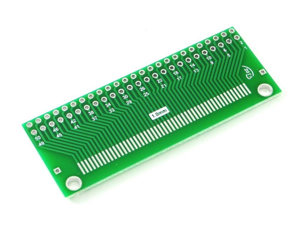 Макетная плата для микросхем FFC/FPC