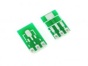 Макетная плата для микросхем SOT223 и SOT89