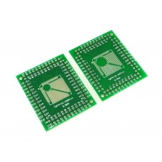 Макетная плата для микросхем TQFP100
