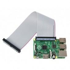 Шлейф для Raspberry Pi 2 B/ Pi B+, 40 проводов