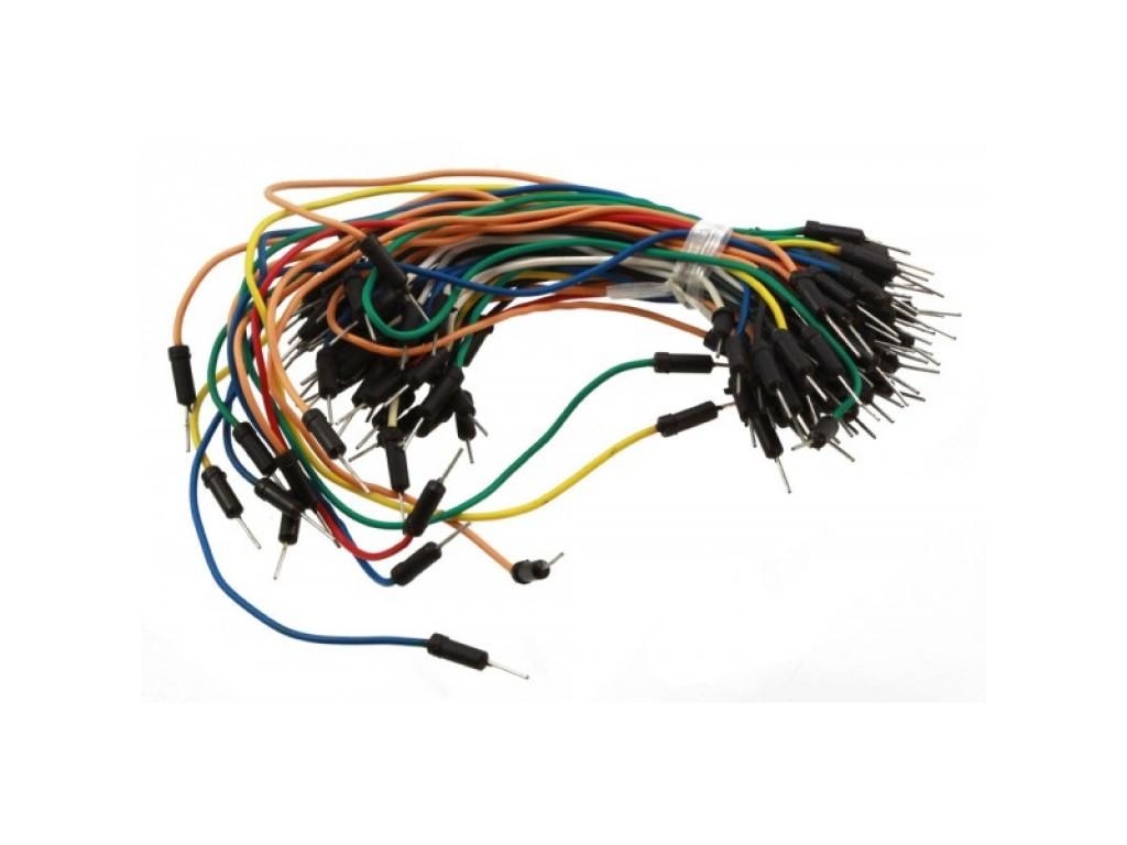 Провода-перемычки вилка-вилка