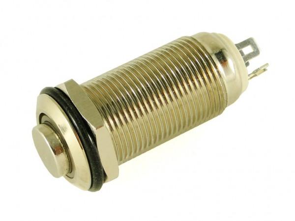 Кнопка с подсветкой и фиксацией CH7, 12мм