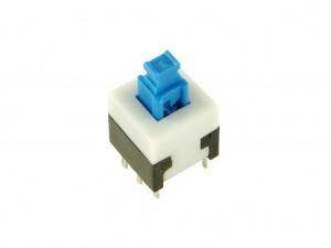Кнопка с фиксацией CH8, 8x8мм