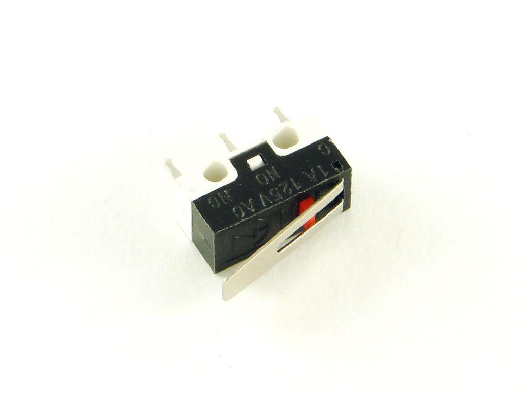 Микропереключатель с лапкой 12,8мм