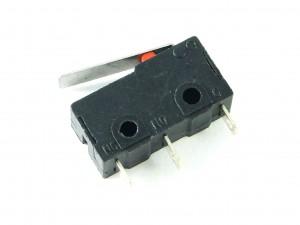 Микропереключатель с лапкой 20x6,4мм