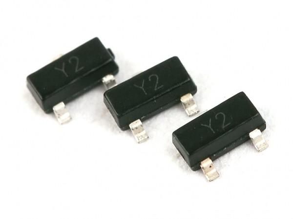 Транзистор полевой BSS138P,215, N-канальный