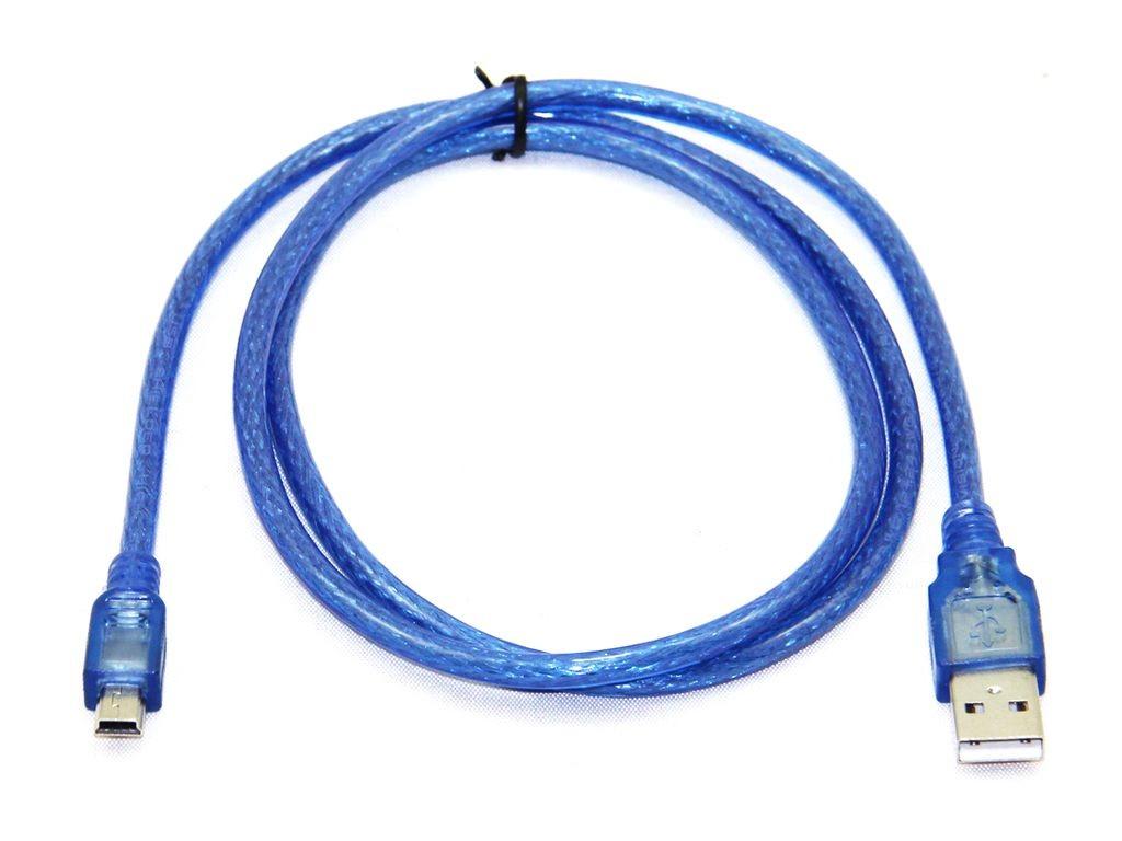 Кабель USB-A/Mini-USB, 1.5м