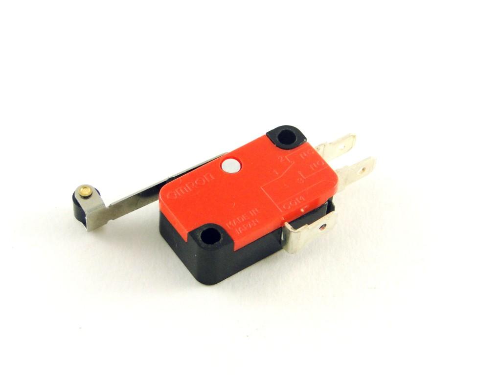 Микропереключатель с лапкой 28мм