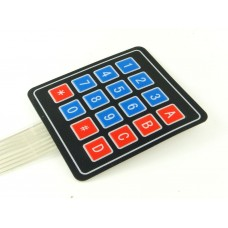 Клавиатура матричная, 4x4