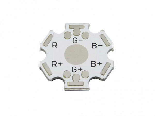 Алюминиевая плата для RGB светодиода