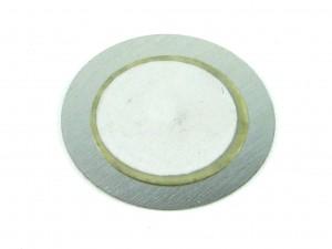 Пьезоэлемент, диск D=20мм