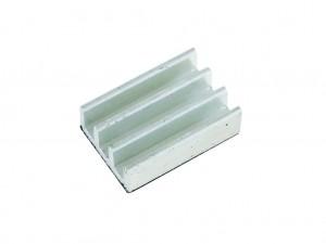 Алюминиевый радиатор с термоскотчем, 12x16мм