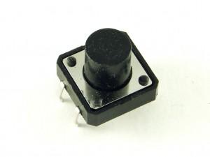 Кнопка тактовая 12x12x9