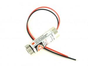 Лазерный модуль, красный крест, 5мВт