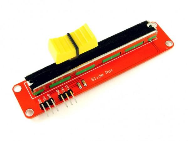 Резистор переменный движковый, 10 кОм