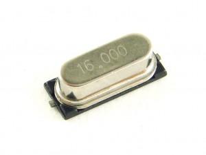 Кварцевый резонатор SMD, 16МГц
