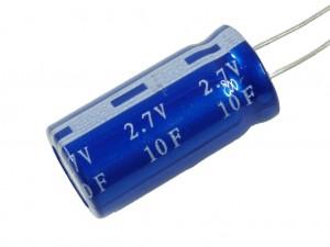 Ионистор 2,7В, 10Ф