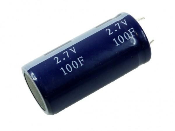 Ионистор 2,7В, 100Ф