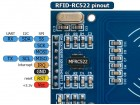Модуль чтения RFID, RC522