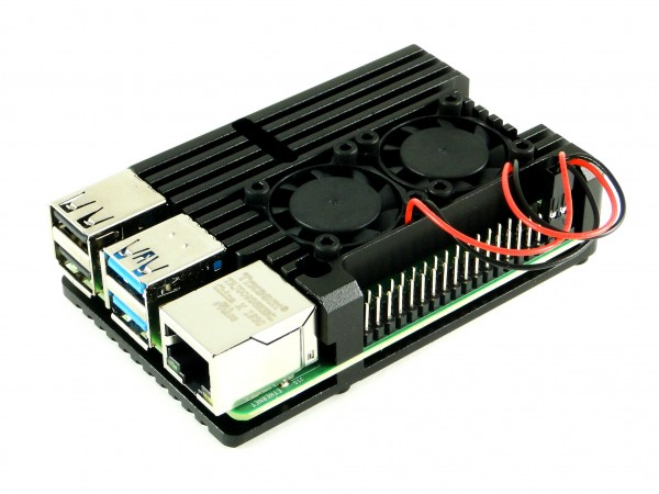 Радиатор для Raspberry Pi 4