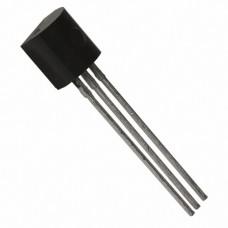 Транзистор 2N7000, полевой, N-канал, 60В, 0.4А