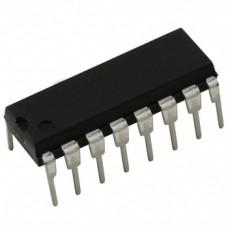 Микросхема. Двоично-десятичный дешифратор 4-10, К561ИД1
