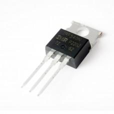 Транзистор IRF540, полевой, N-канал, 60В, 0.5А