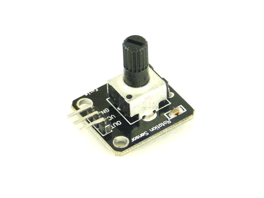 Резистор переменный на плате, 20кОм
