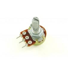 Резистор переменный регулировочный, 100 кОм