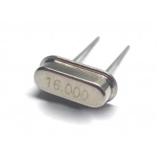 Кварцевый резонатор, 16МГц