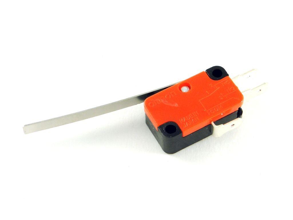 Микропереключатель с лапкой 52мм