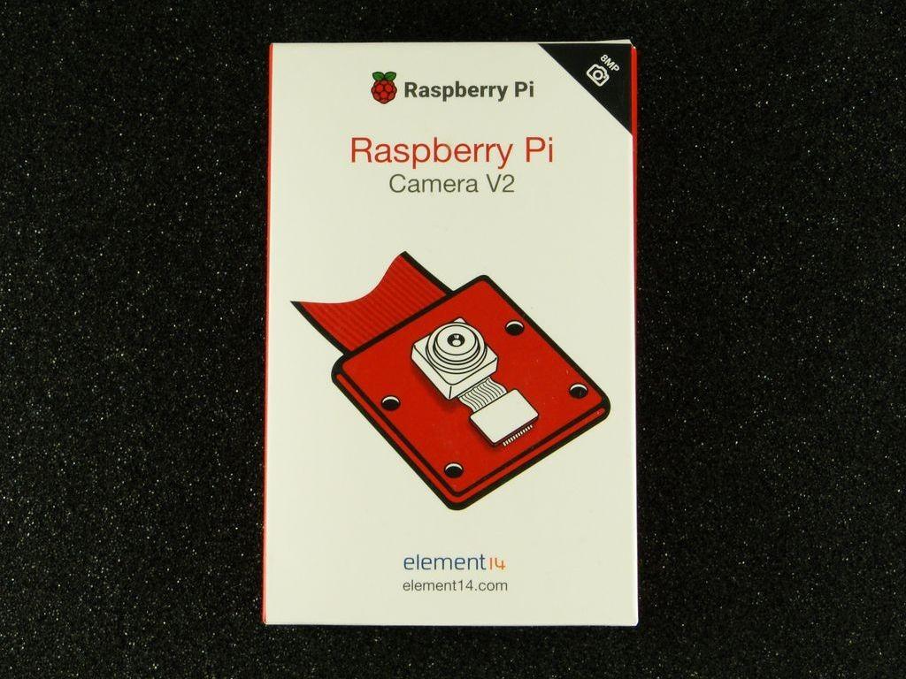 Видеокамера для Raspberry Pi, Версия 2