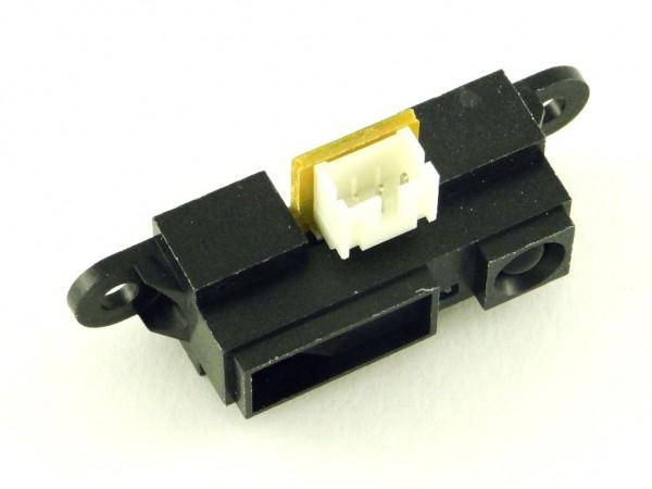 Датчик расстояния оптический, 10-80см, с проводом