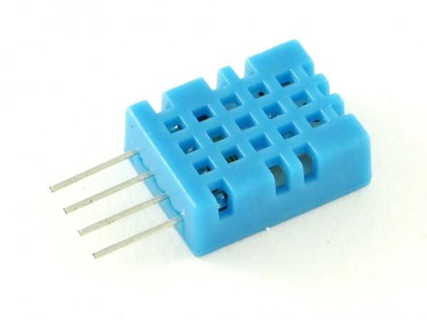 Датчик влажности и температуры  DHT11