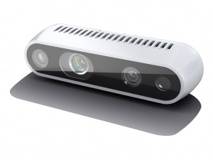 Камера глубины Intel RealSense D435i