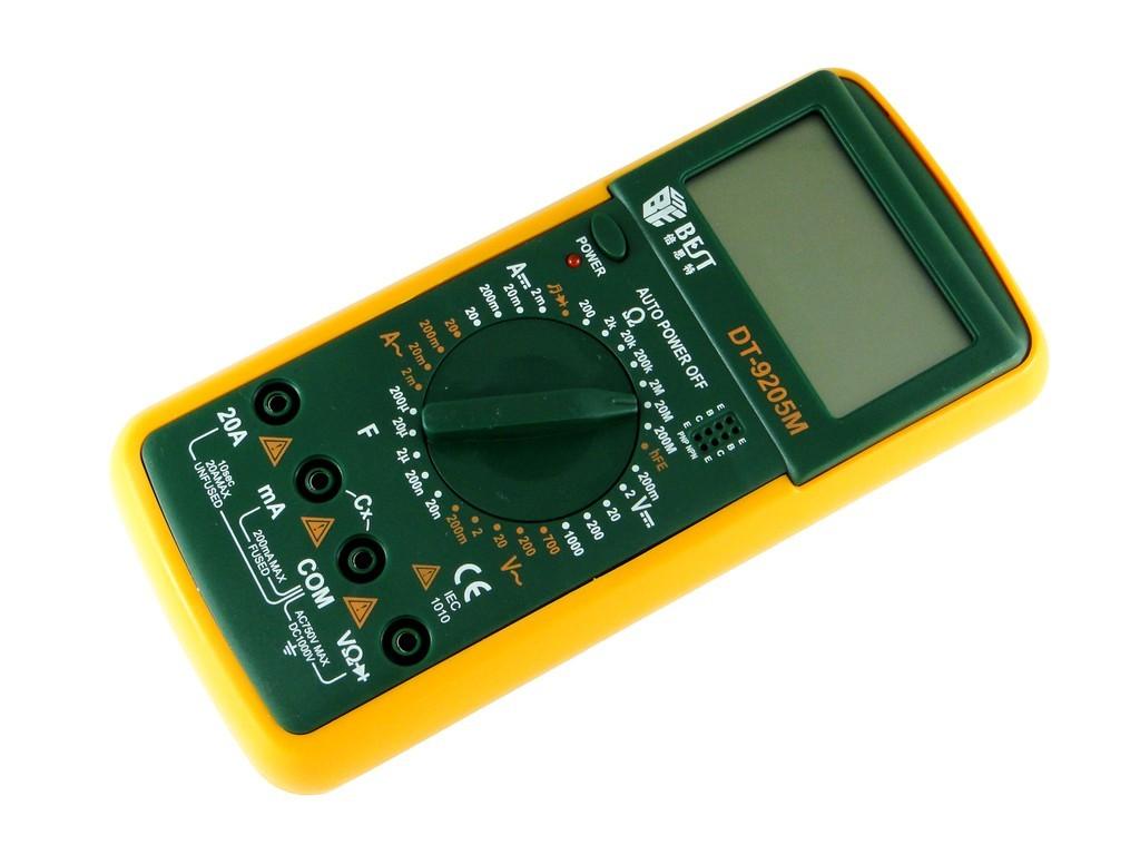 Цифровой мультиметр BST-9205M