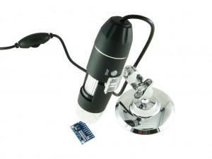 Цифровой микроскоп с USB интерфейсом, 1000 крат