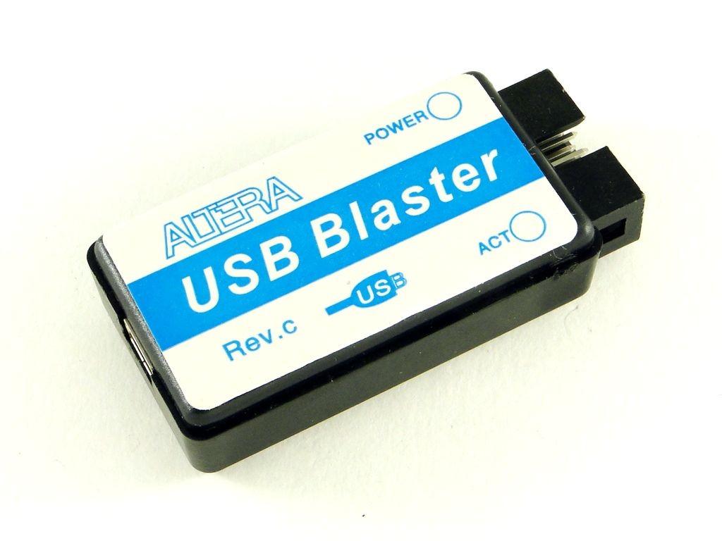 Программатор ПЛИС и логический анализатор Altera USB Blaster