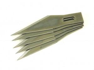 Ножи для скальпеля (5 штук)